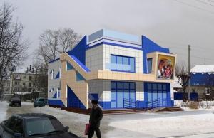 Магазин на ул.Транспортная